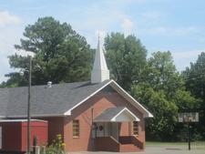 Creston Baptist Church