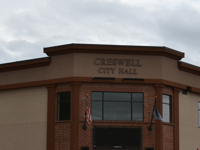 Creswell City Hall