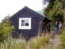 Croesus Top Hut