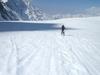 Crossing Aletsch Glacier