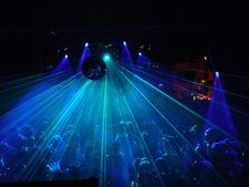 Crowd In Fabric
