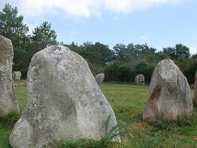Crucuno Stone Rectangle - Brittany - France
