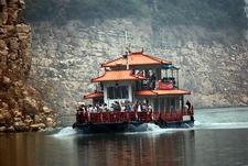 Cruise Along Shennong Stream