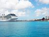 Cruise Port In San Miguel De Cozumel