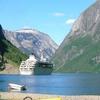 Cruise Ship In Gudvangen