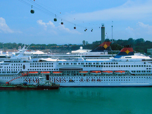 Singapore Malaysia Cruise Tour Package Photos