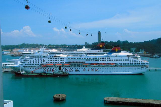 Singapore Malaysia Cruise Tour Package Photos