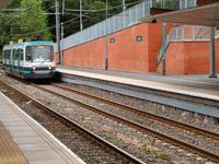 Crumpsall Metrolink Station