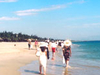 Another View Of Cua Dai Beach