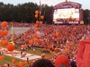 Clemson Memorial Stadium Before Game