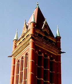 Cumberland Maryland Courthouse