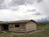 Cunningham Cabin - Grand Tetons - Wyoming - USA