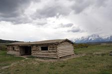 Cunningham Cabin - Grand Tetons - Wyoming - USA