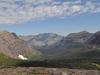 Cut Bank Pass - Glacier - Montana - USA