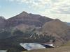 Cut Bank Pass Trail View - Glacier - Montana - USA