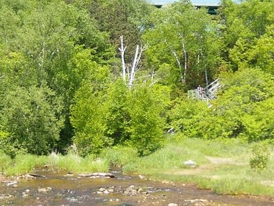 Cut River