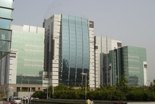 Cyber Green Building