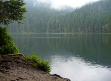 Čertovo Jezero Lake