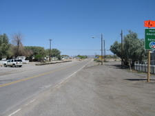 In Baker, Looking In Death Valley Direction