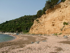 Beach Nearby Cala Gonone