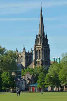Cambridge Parkers Piece Catholic Church