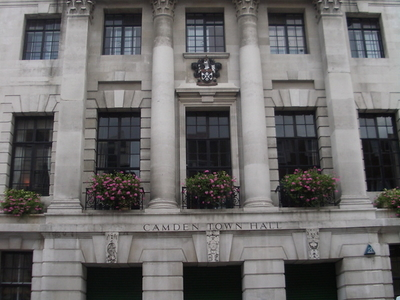 Camden Town Hall