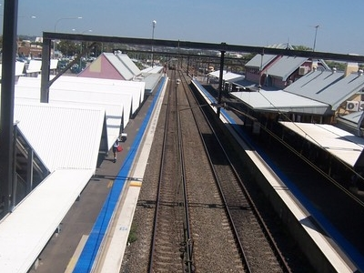 Campbelltown Railway Station