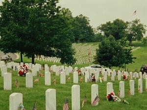 Camp Nelson Cemitério Nacional