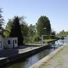 Canal Sambre Lock Ors