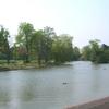 Cannon Hill Park Lake
