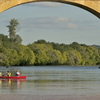 Canoeing On Dordogne River