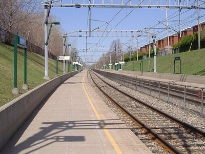 Canora A M T Station