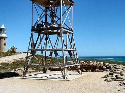 An Old WWII Radar Tower
