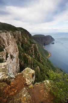 View Of Cape Raou
