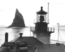Cape Stelias Light