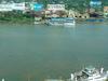 The Thu Thiem Ferry Crossing On Saigon River
