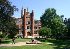Case Western Reserve Campus