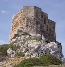 The Cabrera Castle