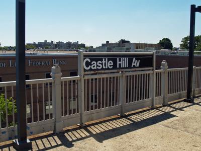 Castle Hill Avenue Station