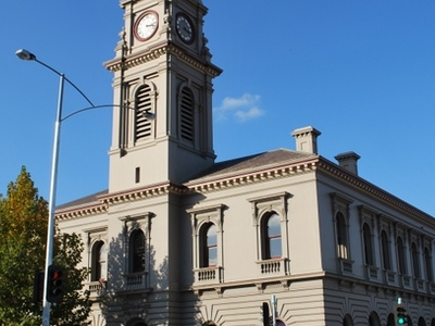 Castlemaine Post Office