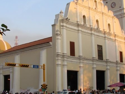 Cathedral Of Maracay