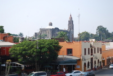 View Of The Cathedral From The Palace