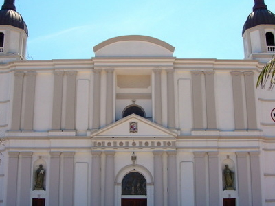 Cathedral Of  Cap   Haitien