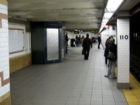 Cathedral Parkway 110th Street Station