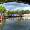 Cathouse Bridge No 64 Of Canal In Garstang