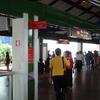North South Line Platform Of NS4 Choa Chu Kang Station