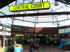 Central Court Of Adelaide Central Market