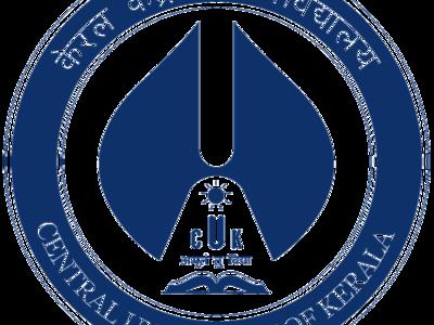 Central  University Of  Kerala Logo
