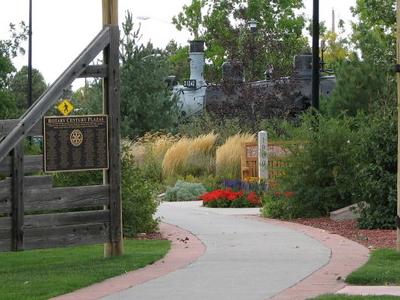 Century Plaza Entry