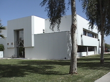 CAT Building At Mexicali Campus